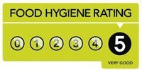 Food Hygiene Rating 5- Very Good